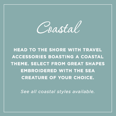 Shop All Coastal  Travel Accessories