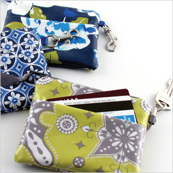 SALE!  Travel Pass Cases in Laminated Prints