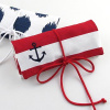 nautical jewelry roll + icon