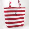 nautical tote bag + ancho