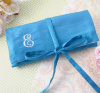 polyester dupioni jewelry roll