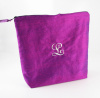 personalized silk lingerie bag